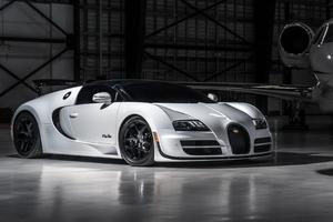 Bugatti Veyron Grand Sport Vitesse Roadster 4k 2020