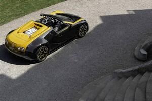 Bugatti Veyron Grand Sport Wallpaper