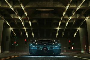 Bugatti Vision GT 4k Wallpaper