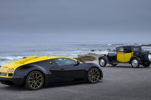 Bugatti Yellow