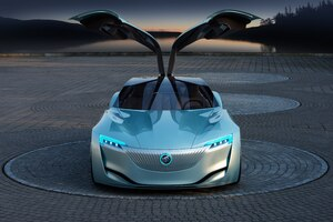 Buick Riviera Concept Art 5k Wallpaper
