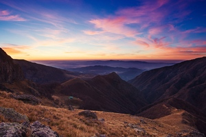 Bulgaria Balkans Mountains Wallpaper