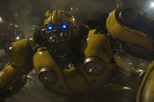 Bumblebee 2018 4k Movie