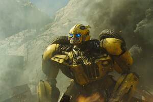 Bumblebee 4k 2019 Wallpaper