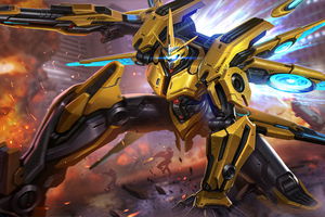 Bumblebee Artwork New Wallpaper