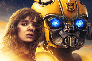 Bumblebee Movie 2018 5k
