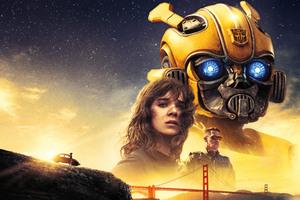 Bumblebee Movie 2018 8k Wallpaper