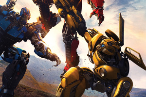 Bumblebee Movie 8k Movie