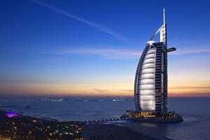 Burj Al Arab 5k Wallpaper