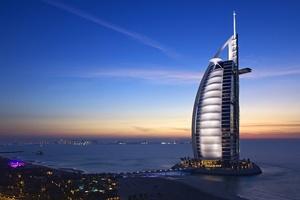 Burj Al Arab 5k
