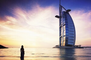 Burj Al Arab Dubai Wallpaper