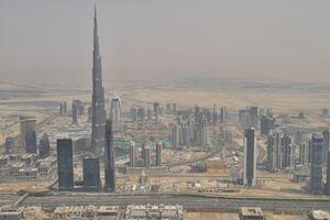 Burj Khalifa Dubai 4k