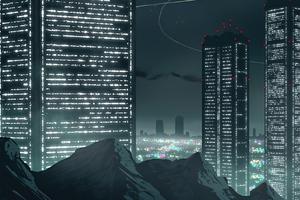 By The Moon Light 4k Wallpaper