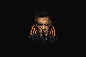 Cable Minimal Art