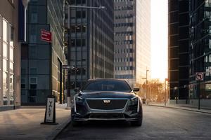 Cadillac CT6 V Sport 2019