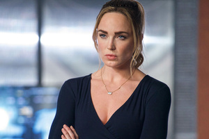 Caity Lotz In Legends Of Tomorrow 2018 Season 3