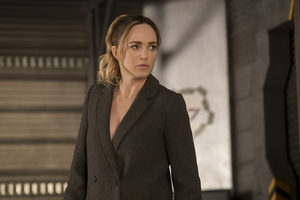 Caity Lotz In Legends Of Tomorrow Season 3