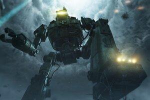 Call Of Duty Black Ops 3 Gaint Robot Wallpaper