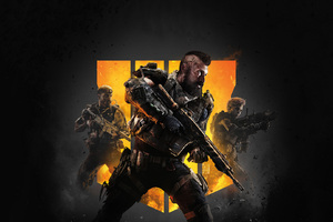 Call Of Duty Black Ops 4 2018 Wallpaper