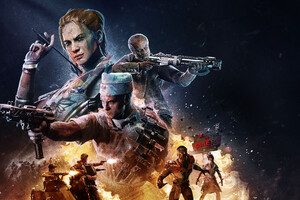 Call Of Duty Black Ops 4 Operation Apocalypse Z Key Art Wallpaper