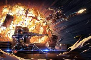 Call Of Duty Mobile 2021 5k Wallpaper