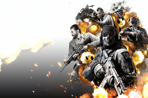 Call Of Duty Mobile 4k Wallpaper