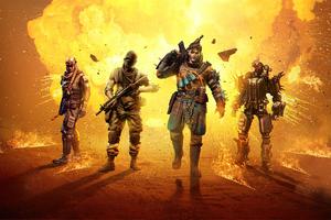 Call Of Duty Mobile Season 8 2020 Wallpaper