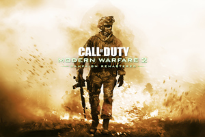 Call Of Duty Modern Warfare 2 Campaign Remastered 4k Wallpaper