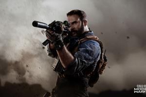 Call Of Duty Modern Warfare 4k Wallpaper