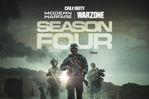 Call Of Duty Modern Warfare Season 4 Wallpaper