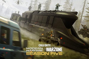 Call Of Duty Modern Warfare Season 5 Wallpaper