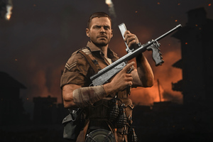 Call Of Duty Vanguard 2022 Wallpaper