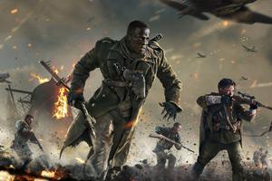 Call Of Duty Vanguard 4k Wallpaper