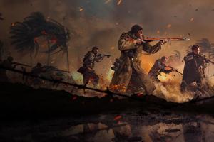 Call Of Duty Vanguard 5k Wallpaper