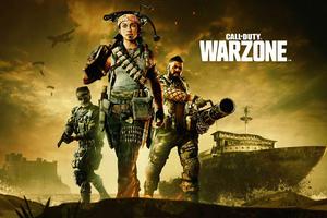 Call Of Duty Warzone Outbreak 4k Wallpaper