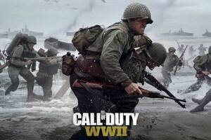 Call Of Duty WW2 8k Wallpaper
