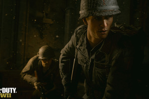 Call Of Duty Ww2 Hd Wallpaper