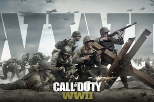 Call Of Duty WW2 Wallpaper