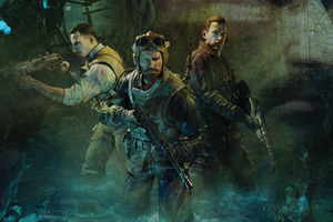 Call Of Duty Zetsubou No Shima Wallpaper