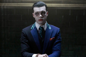 Cameron Monaghan As Joker In Gotham Tv Show Wallpaper