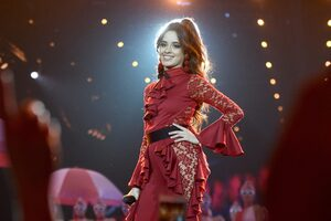 Camila Cabello American Singer 5k