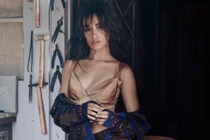 Camila Cabello Wonderland Magazine Wallpaper