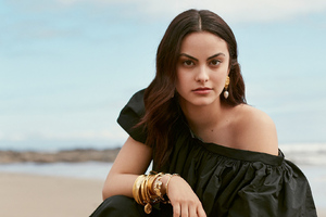 Camila Mendes 2019 Vogue Photoshoot Wallpaper