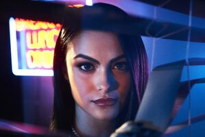 Camila Mendes As Veronica Lodge In Riverdale 5k Wallpaper