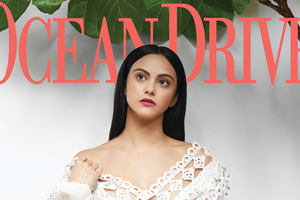 Camila Mendes Ocean Drive Photoshoot 2019 Wallpaper