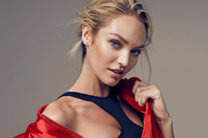 Candice Swanepoel 2019 New Wallpaper