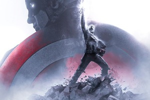 Captain America 2020 4k Art Wallpaper