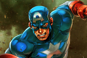 Captain America 2020 4k Artwork Wallpaper