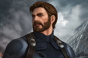 Captain America 2020 Artwork 4k Wallpaper