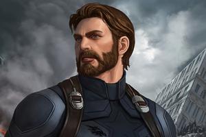 Captain America 2020 Artwork 4k
